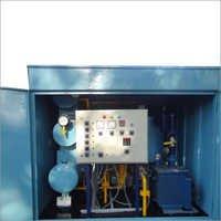 Turbine Oil Filtration Machine