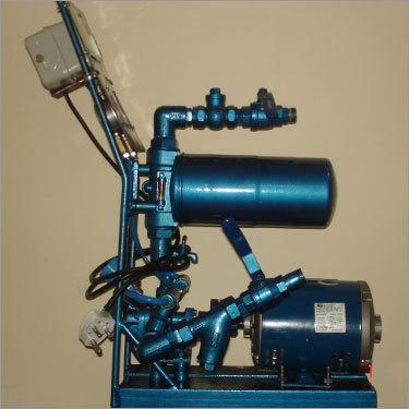Coolant Oil Filtration Machine