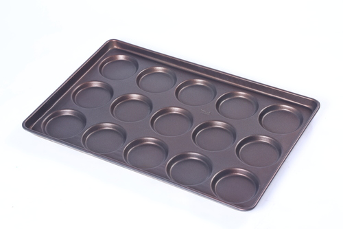Bun Baking Tray