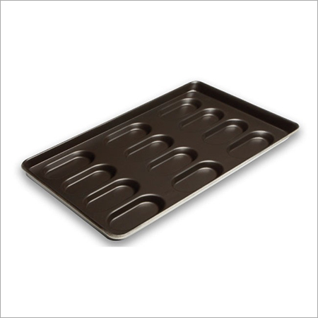 Hot Dog Baking Tray
