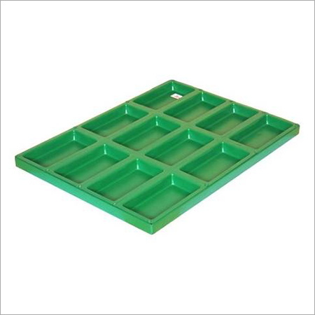 Rectangular Bun Baking Tray