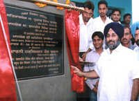 Inaugrated By Dy.C.M (Punjab) Sh.Sukhbir Badal