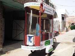 Promotional activity at Amritsar