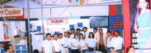 Trade Fair Exhibition IITF Delhi 2009