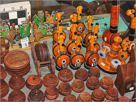 Wood Showcase Products
