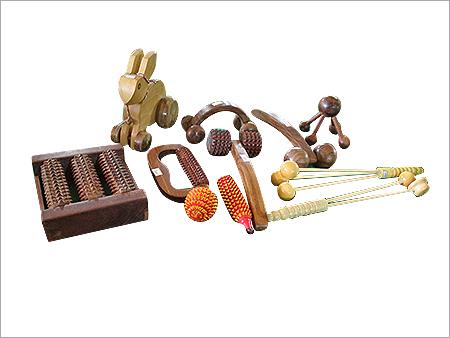 Deak Wood Body Massage Things