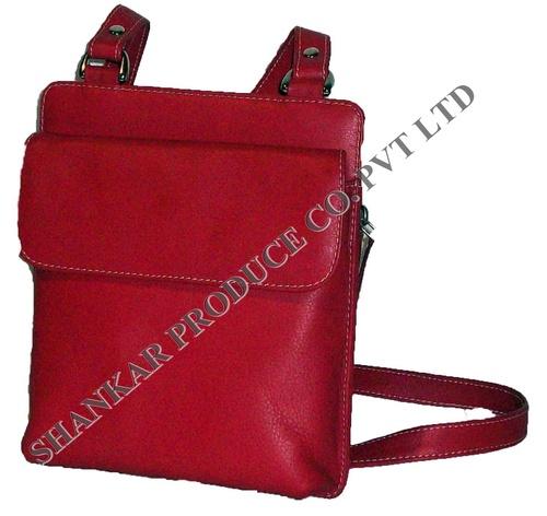Ladies Flap Over Body Bag