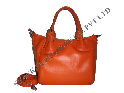 Fashionable Leather Handbag
