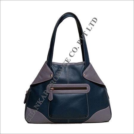 Trendy Leather Shoulder Bag