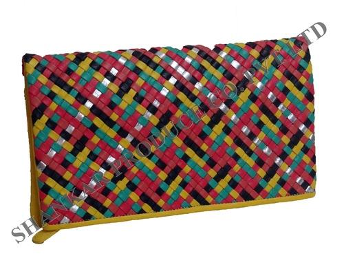 Handwoven Clutch Bag