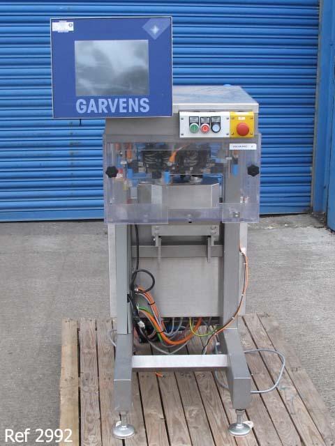 Garvens Model S2-S Inline Check Weighter