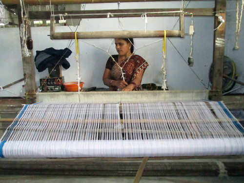 Check Handloom Lungies
