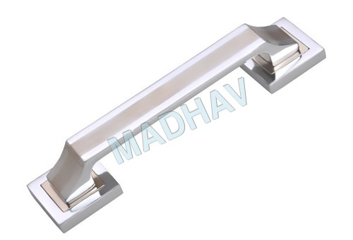 Fancy White Metal Lateset Door Handle