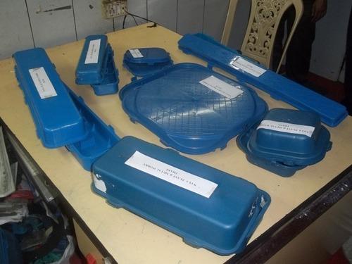 Plastic Gear Packaging Box