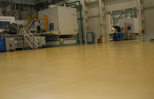 Heavy Duty PU Flooring