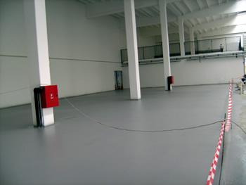 Dust Proof Floor Coating