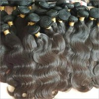 Machine Weft Short Hair