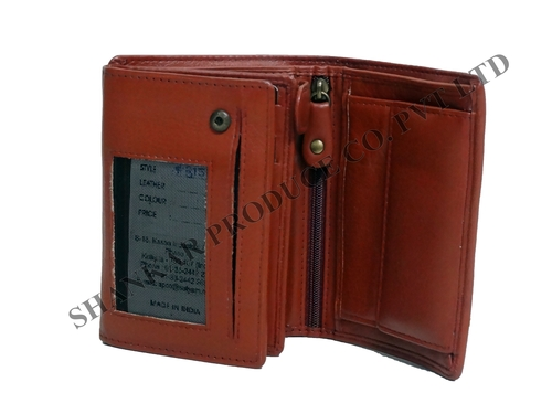 Leather Small Men's Wallet