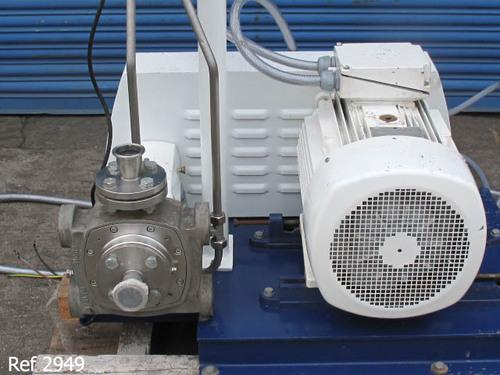 SUPRATRON Model S200 745 Inline Homogeniser