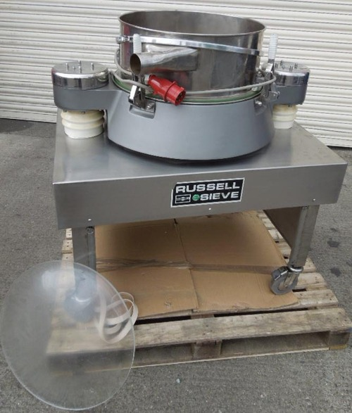 RUSSELL Type 16850 Compact Sieve