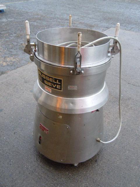 罗素Finex 22类型17300振动的筛子