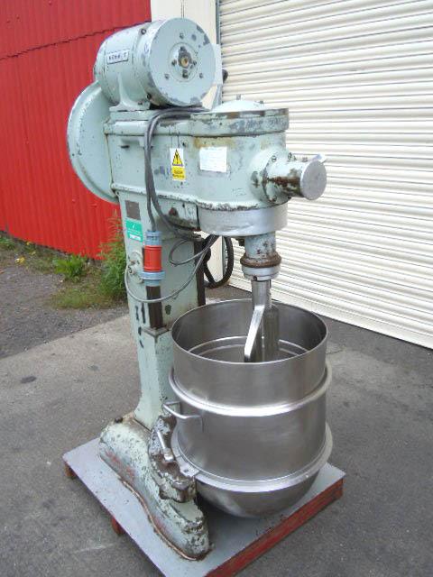 Hobart Type ME500 Change Pan Mixer