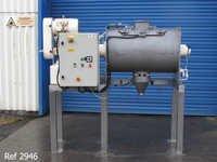 MORTON Type M300D/TNZ Plough Share Mixer