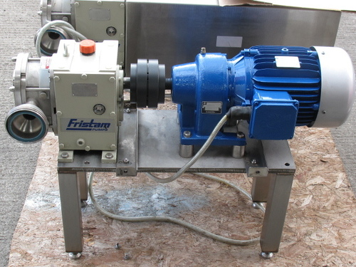 FRISTAM Bi-Lobe Pump Type FLK25