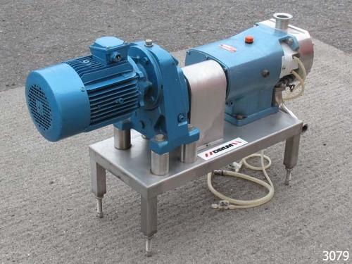 DRUM Lobe Pump Model NMOG/622