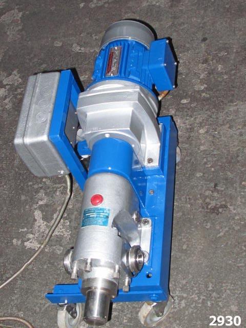 SSP type AP100/CS8T Positive Displacement Pump