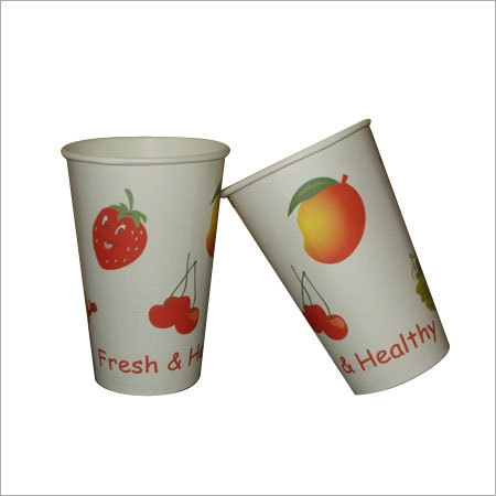 Fruit Juice Paper Cups