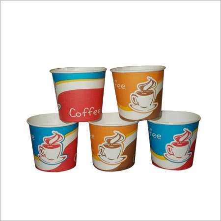 Printed Paper Coffee Cups