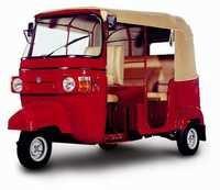 Bajaj Rickshaw Parts