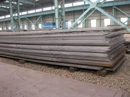 Corrosion Resistant Steel Plates