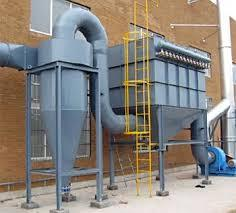 Dust Collector Fabrication