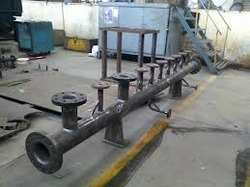 MS Pipe Fabrication