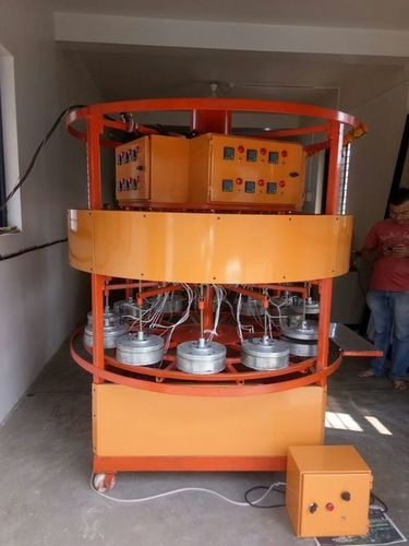 Khakra Making Machine