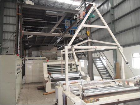 Fabric Making Machine