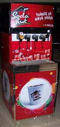 4 + 2 Flavor Soda Machine