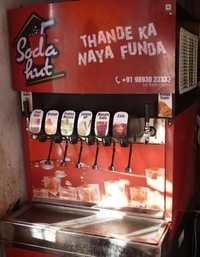 6 + 2 Flavor Soda Machine