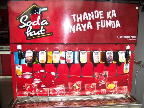 10 + 2 Flavor Soda Machine