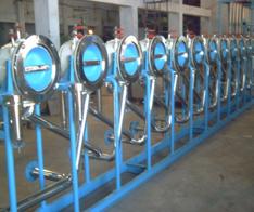 starch refining hydrocyclone
