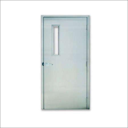 One Hour Rated Metal Fire Doors