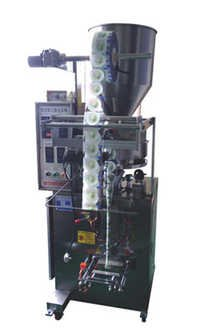 Granulate Pouch Packing Machine