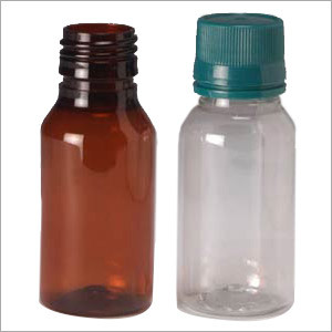 Round Pharma Bottle