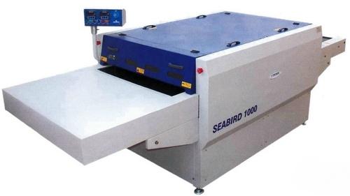 Seabird Straight Linear Fusing Press