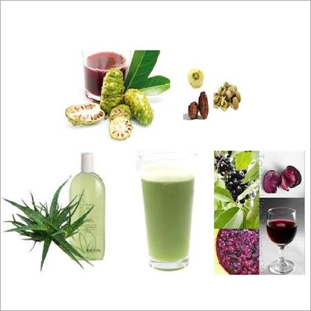 Pure Herbal Juice