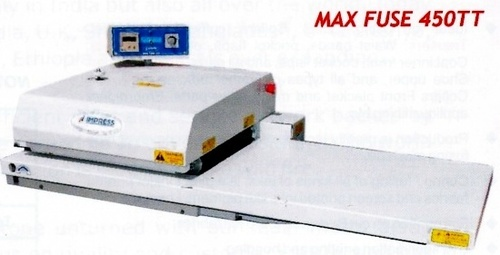 Compact Conveyor Fusing Press