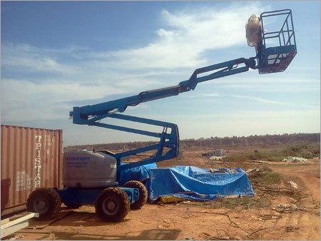Material Handling Boom Lift