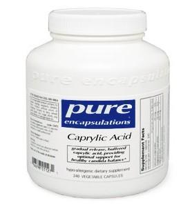 Caprylic Acid - Lubricant